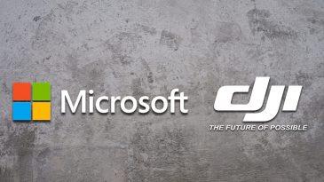 DJI AI with Microsoft IoT Edge